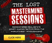 Lost Mastermind Sessions